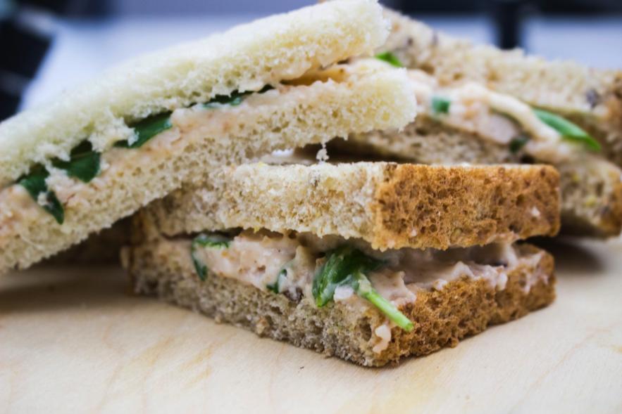 Sandwiches originales… ¡Sal de picnic!