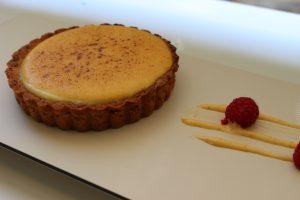Curso de técnicas intermedias de la Escuela de cocina TELVA - Programa Tarta de queso