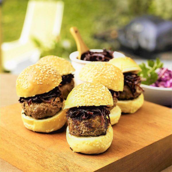 Taller de hamburguesas - Burgers - Escuela de Cocina TELVA - Cocina para TEENS - #WeLoveBurgers