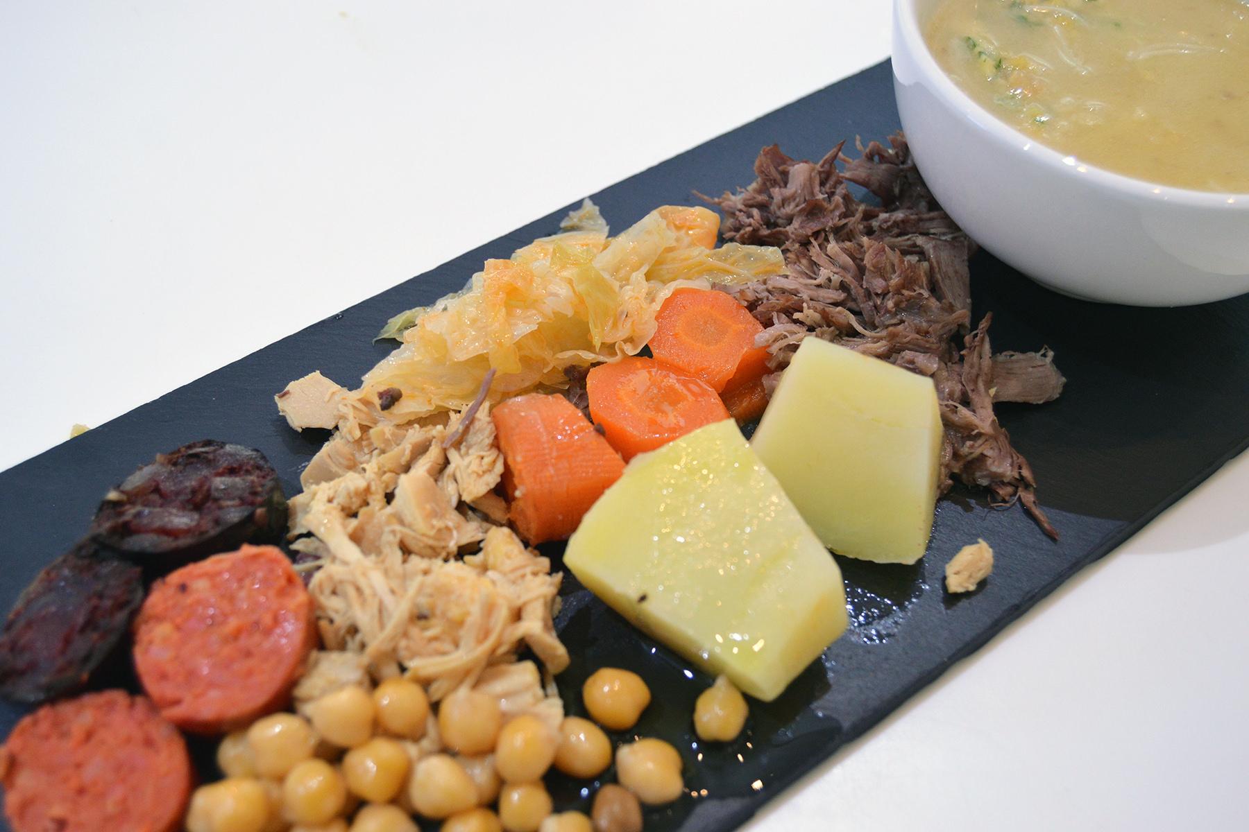 Curso de técnicas básicas de la Escuela de cocina TELVA - Programa - Cocido