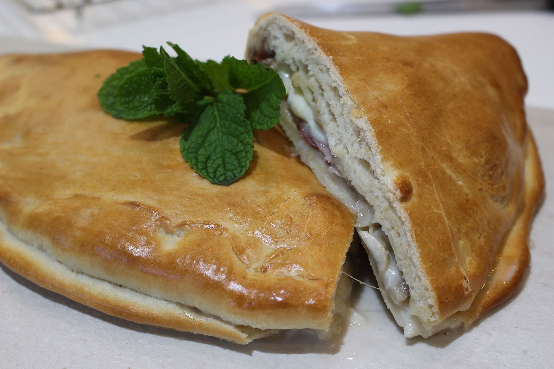 Curso de técnicas básicas de la Escuela de cocina TELVA - Programa - Pizza y calzone