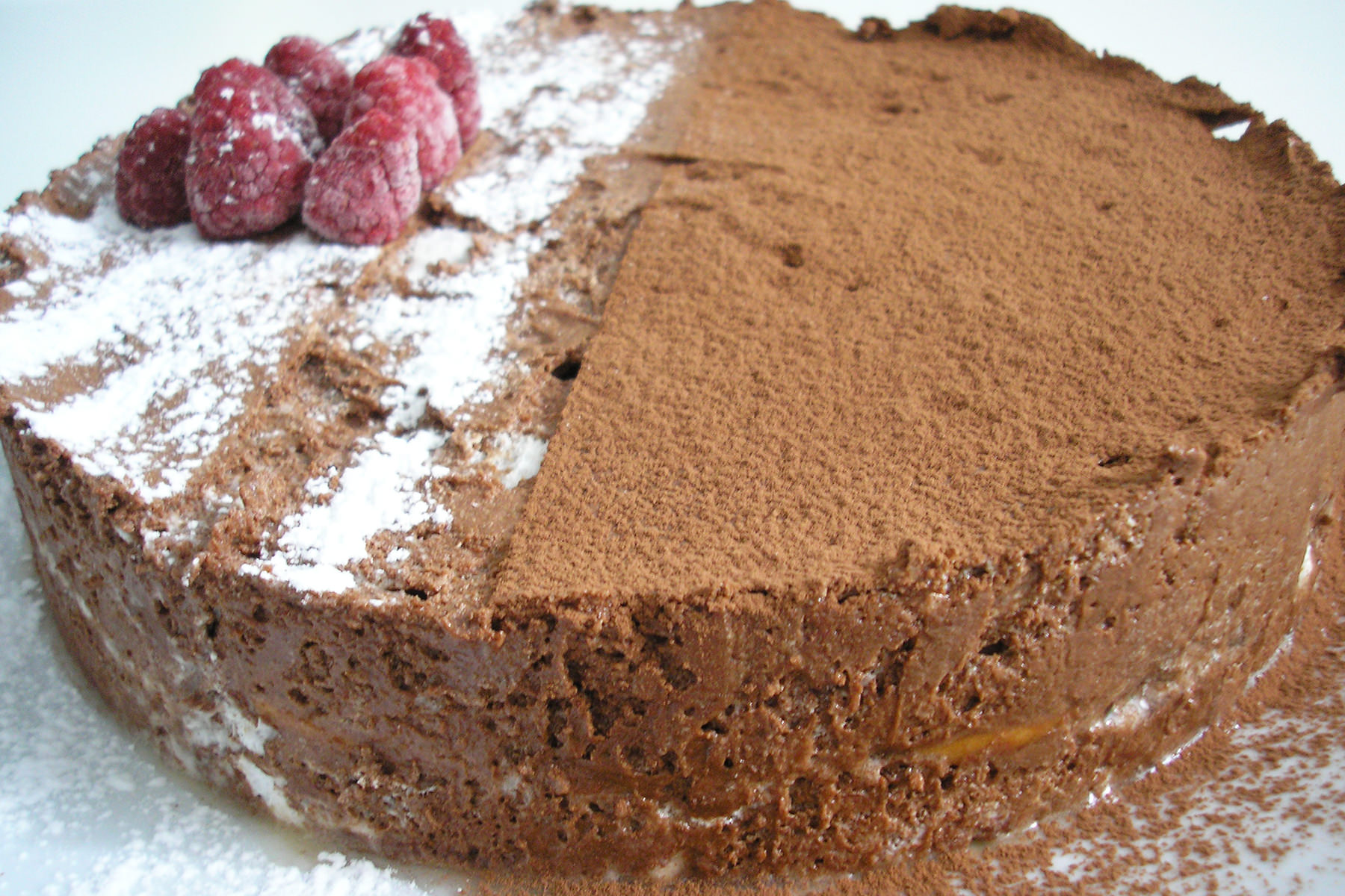 Curso de técnicas express de la Escuela de cocina TELVA - Programa - Mousse de chocolate