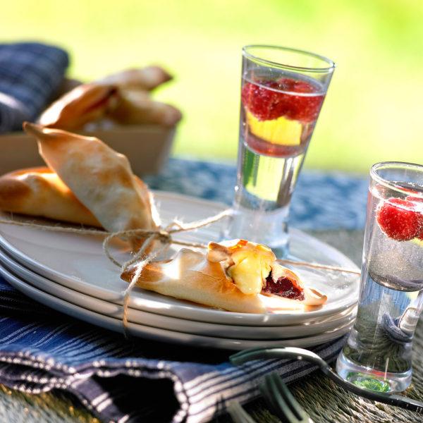 Curso de empanadas argentinas - Recetas de empanadas argentinas - Curso monográfico de cocina - Escuela de cocina TELVA