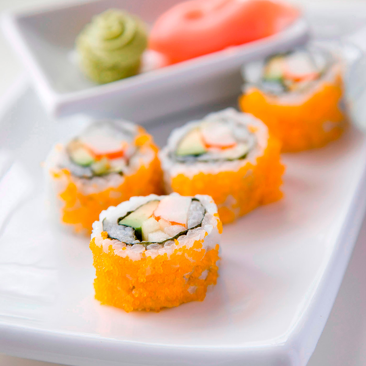 Sushi: para principiantes