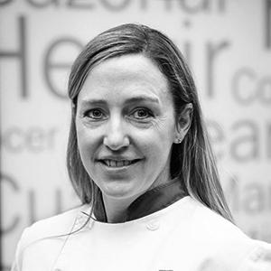 Churra del Águila – PASIÓN - Cazadora apasionada y… apasionada de la vida – Profesora en la Escuela de cocina TELVA 1993-2006 - Gran Diploma Le Cordon Bleu en París