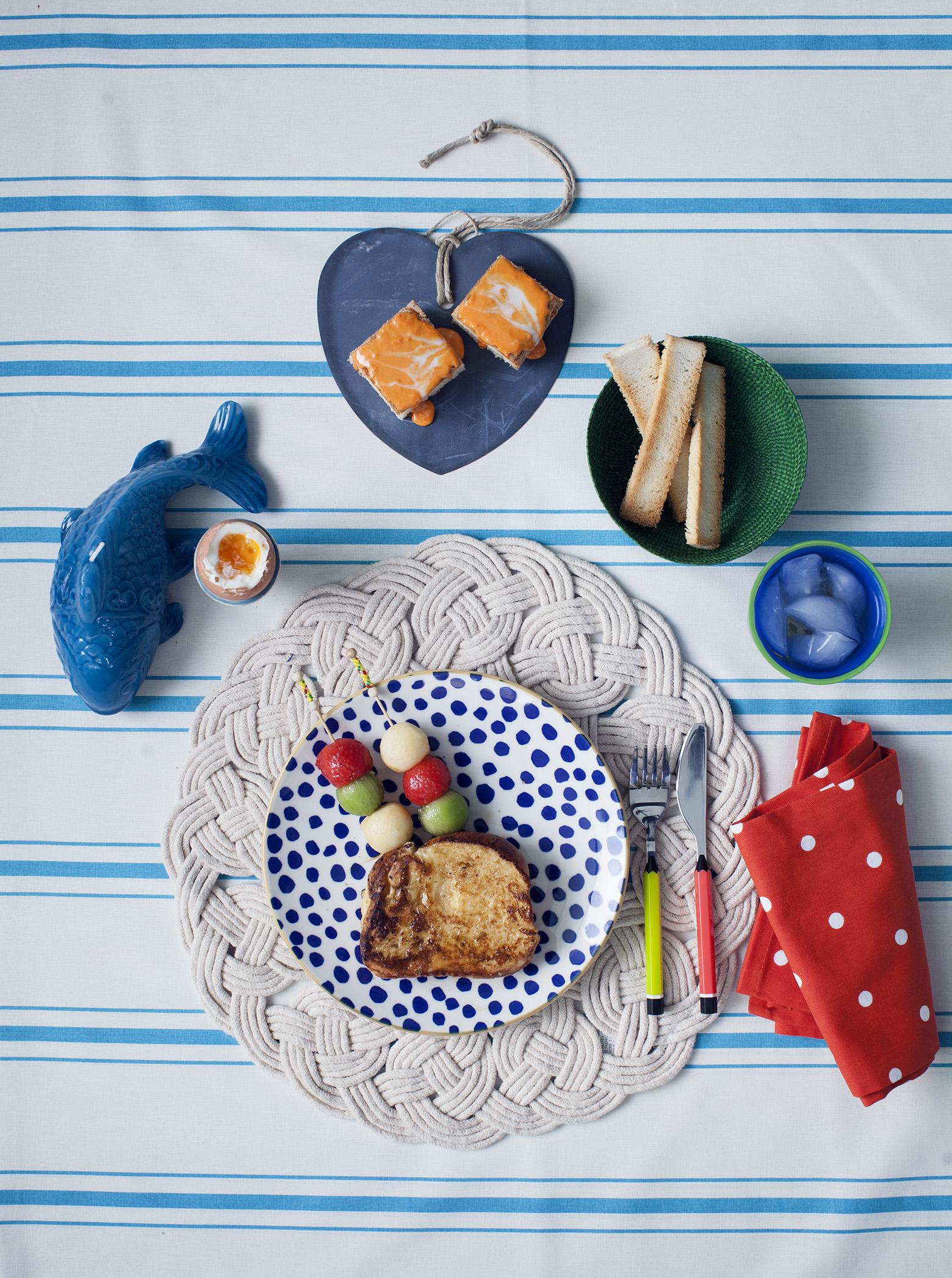 Platos frescos taller para ni os escuela de cocina telva - Escuela cocina telva ...