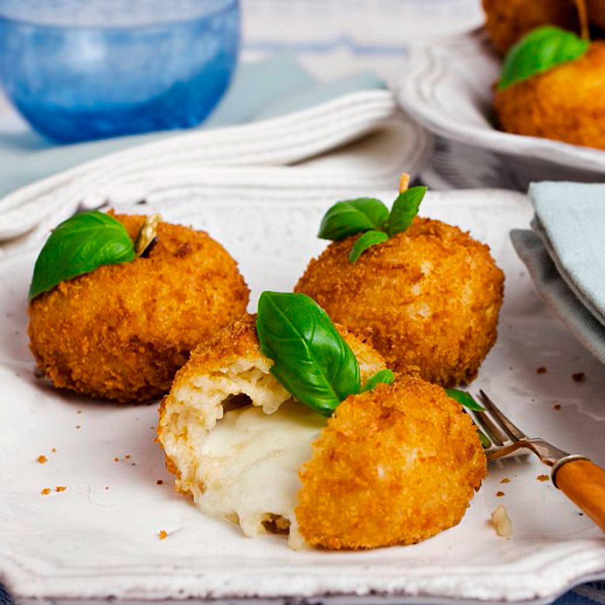 Planificación de menús - Escuela de cocina TELVA - croquetas