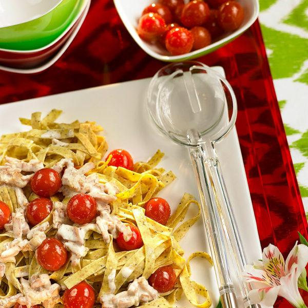 Cursos de cocina en Barcelona Escuela de cocina TELVA Espaguetis con tomate