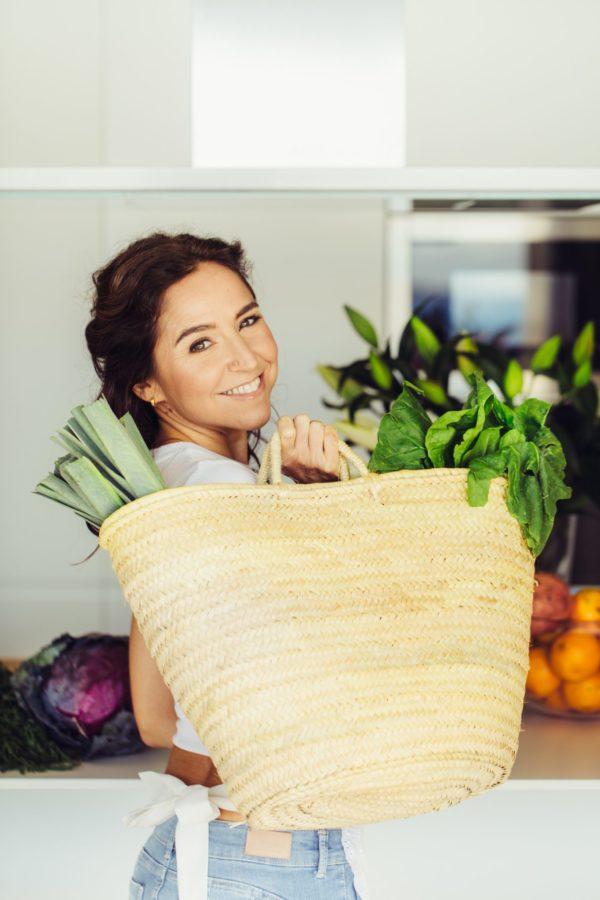 Zaira Cursos monográficos de la Escuela de cocina TELVA-Yoga en la cocina
