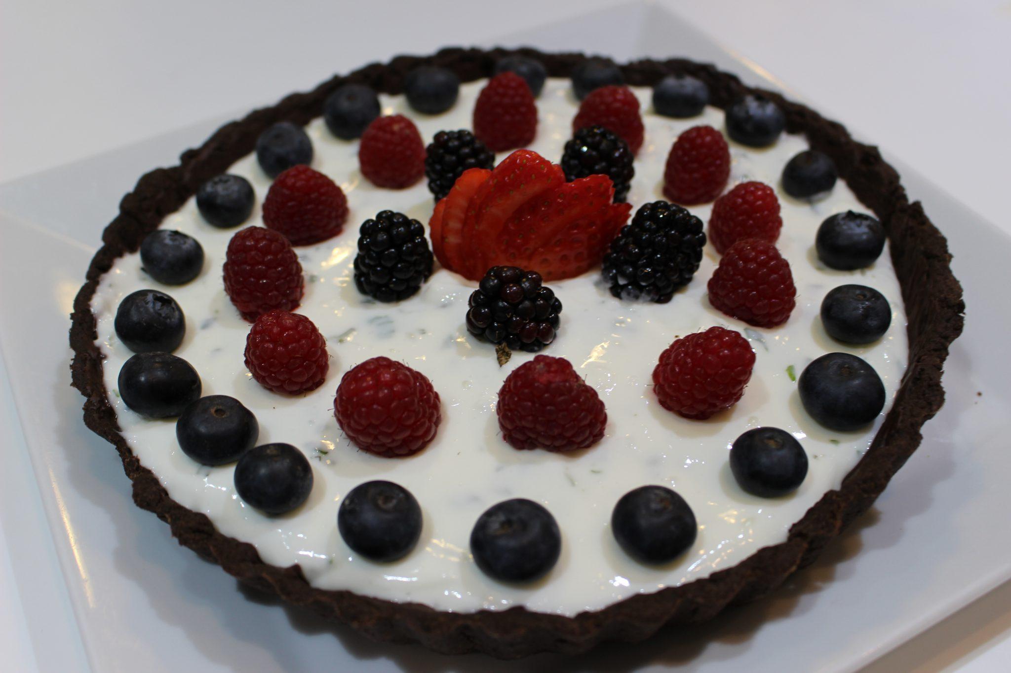 Curso de técnicas express de la Escuela de cocina TELVA Programa Tarta de chocolate