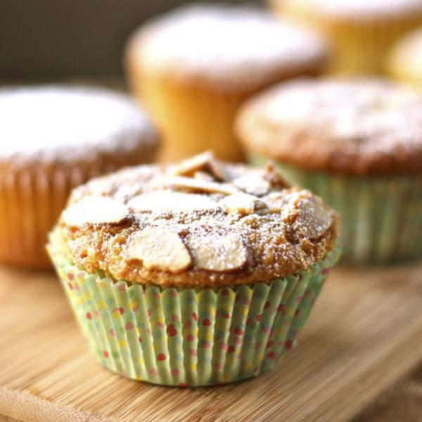 Bizcochos cupcakes y muffins Escuela de cocina TELVA Magdalenas
