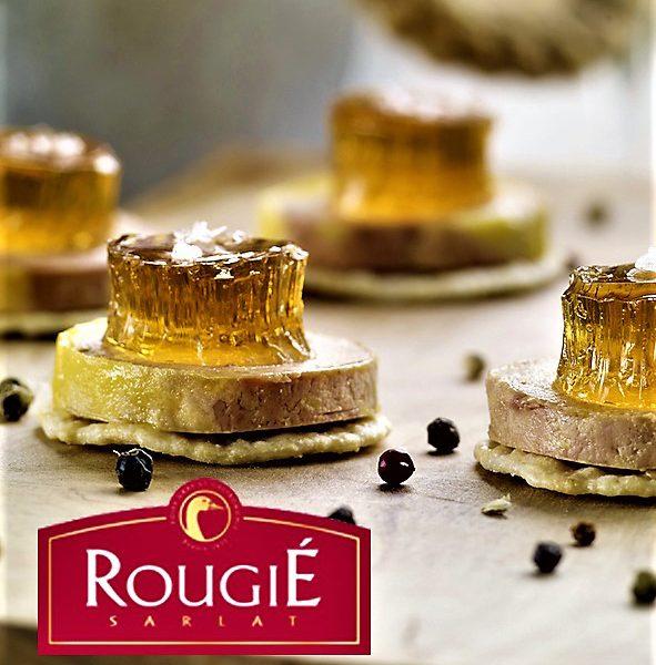 Foie gras ROUGIÉ Escuela de Cocina TELVA