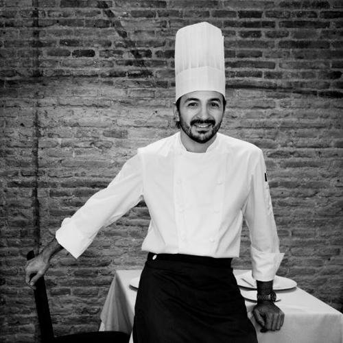 Mario Valles Escuela de Cocina TELVA