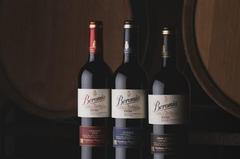 Los vinos de Beronia están de enhorabuena