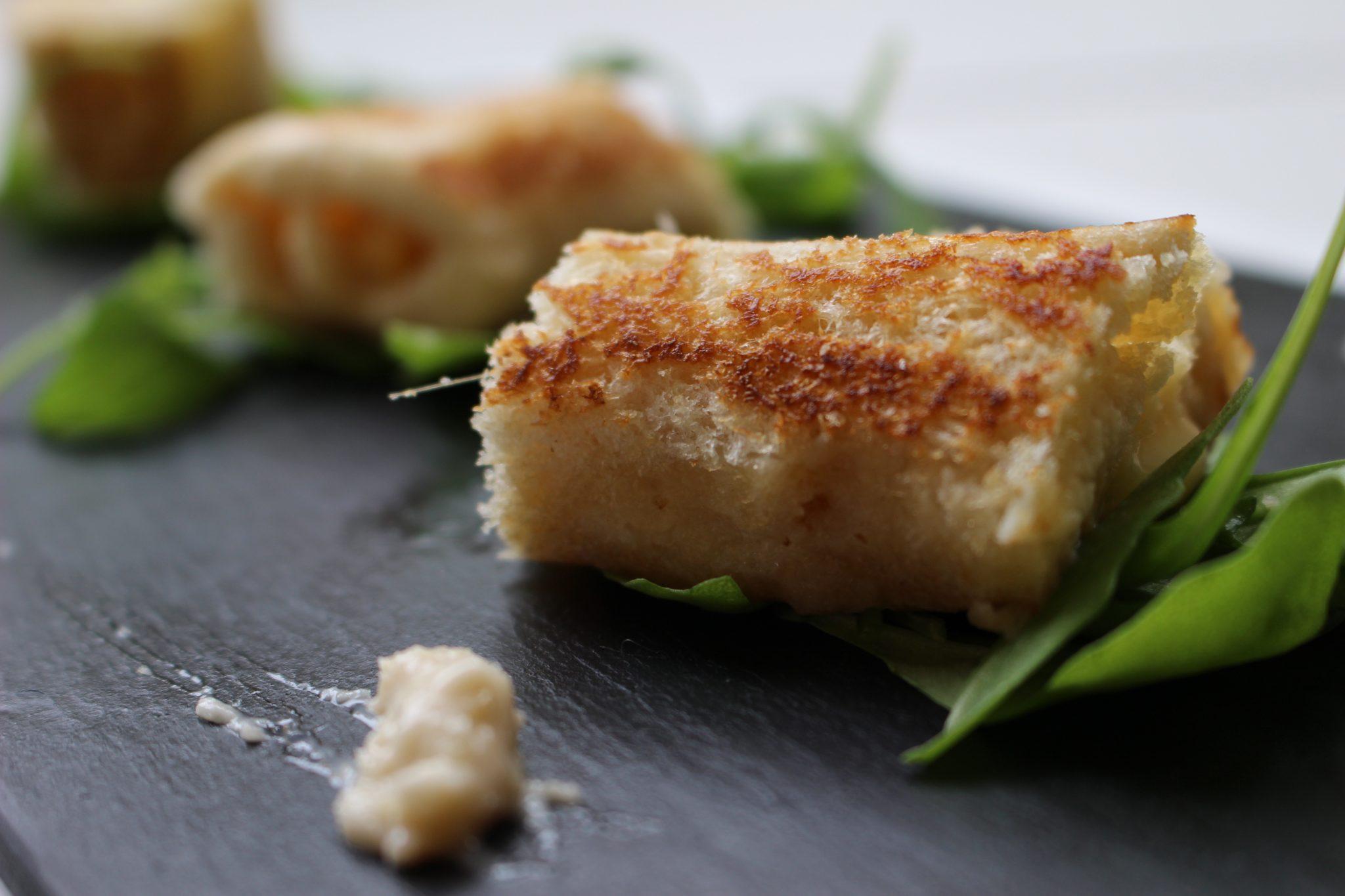 Enrolladitos de queso y gelatina de jamón Escuela de cocina telva