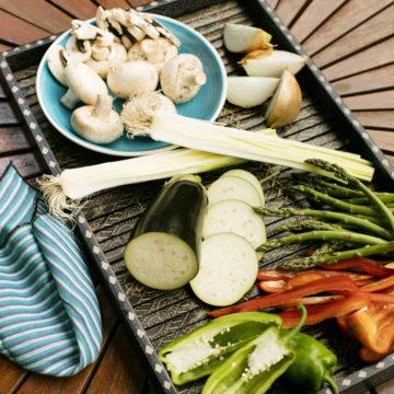 Verduras Escuela de Cocina TELVA