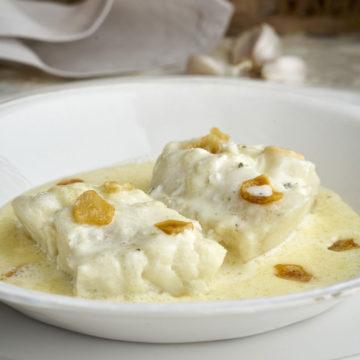 Bacalao Skrei Escuela de Cocina TELVA