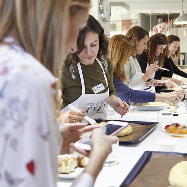 Cocina y Cena sin complicaciones Escuela de Cocina TELVA