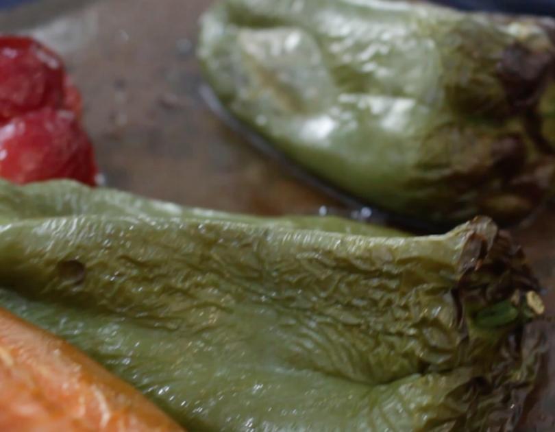 Como asar verduras al horno