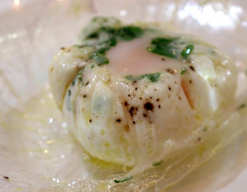 Como hacer huevos escalfados expres