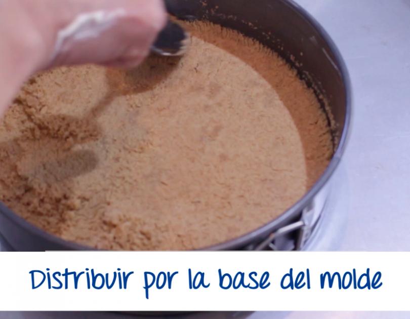 Como hacer una base de tarta