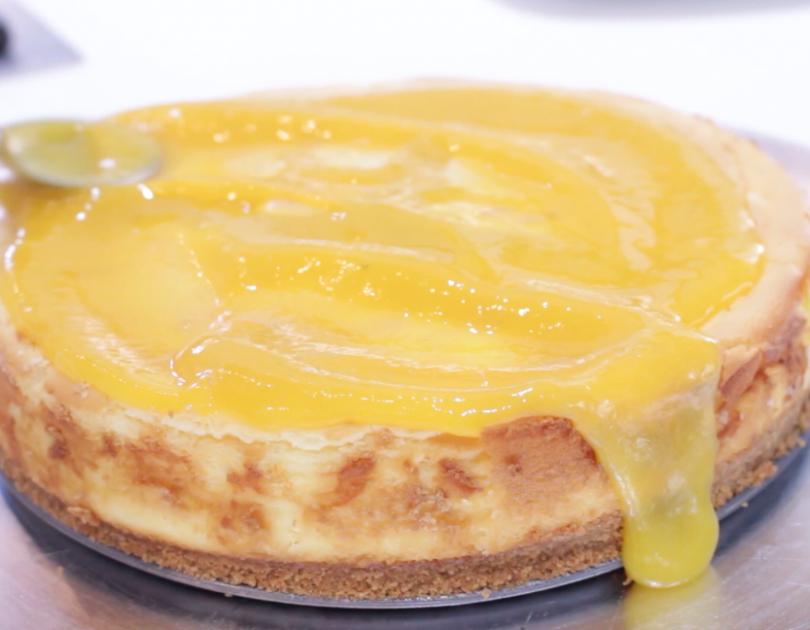 Como hacer una salsa de mango