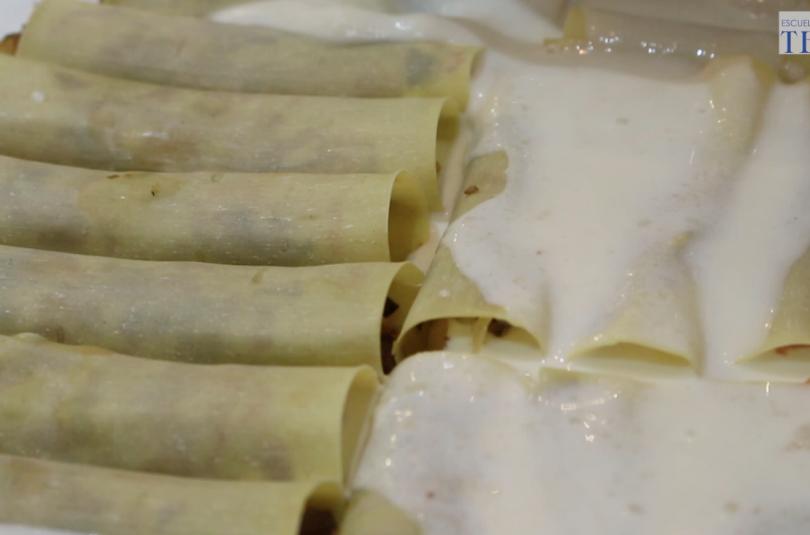 Como hacer una salsa de parmesano rapida