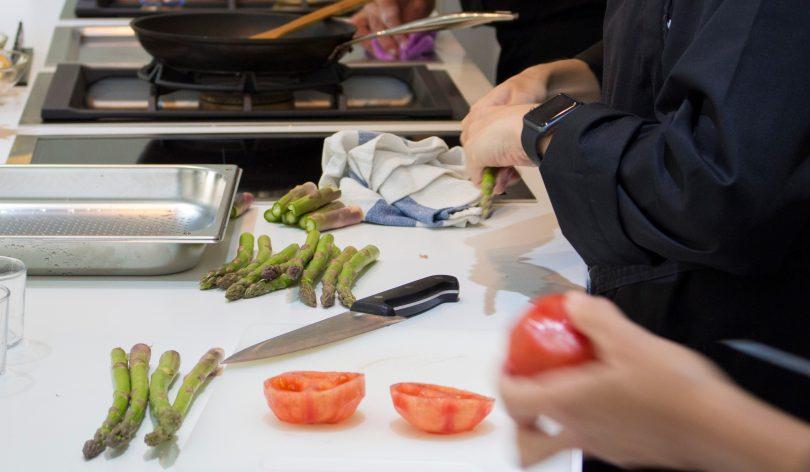 Escuela de cocina online - Escuela de Cocina TELVA