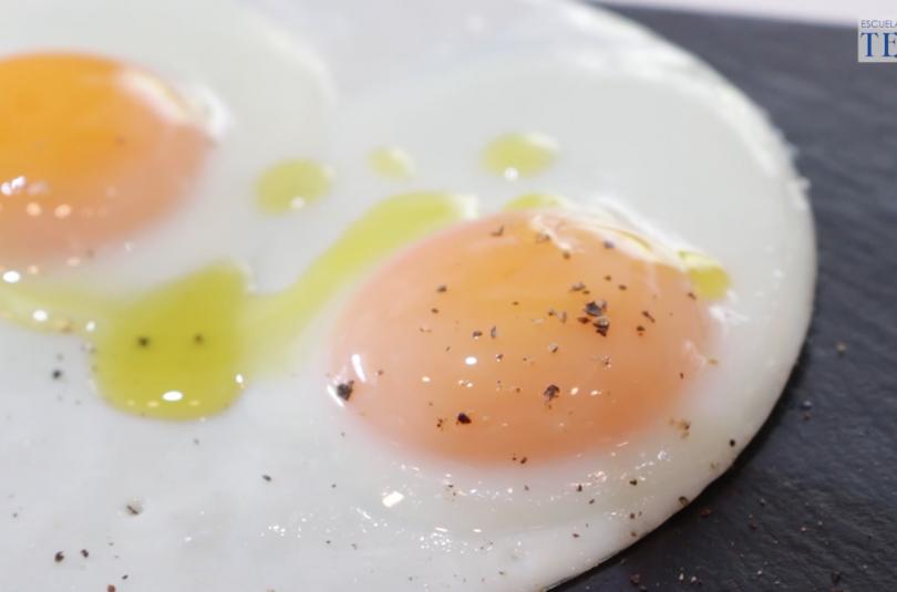 Como hacer un huevo a la plancha perfecto