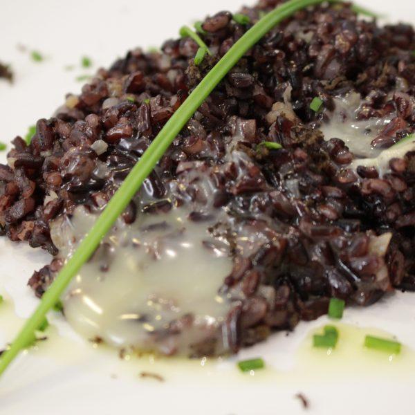 Clase online cocina - Escuela de cocina telva online -arroz venere con torta del casar