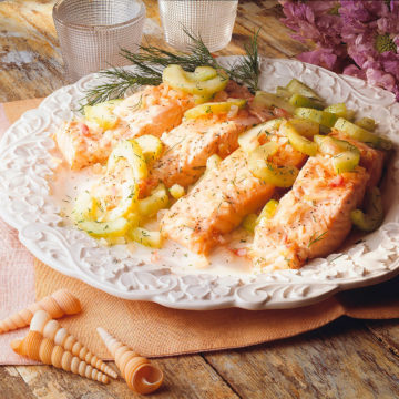 salmonetes Escuela de Cocina TELVA