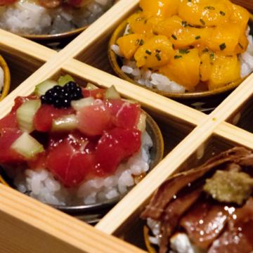 Escuela de Cocina TELVA - sushi - clase de técnicas japonesas