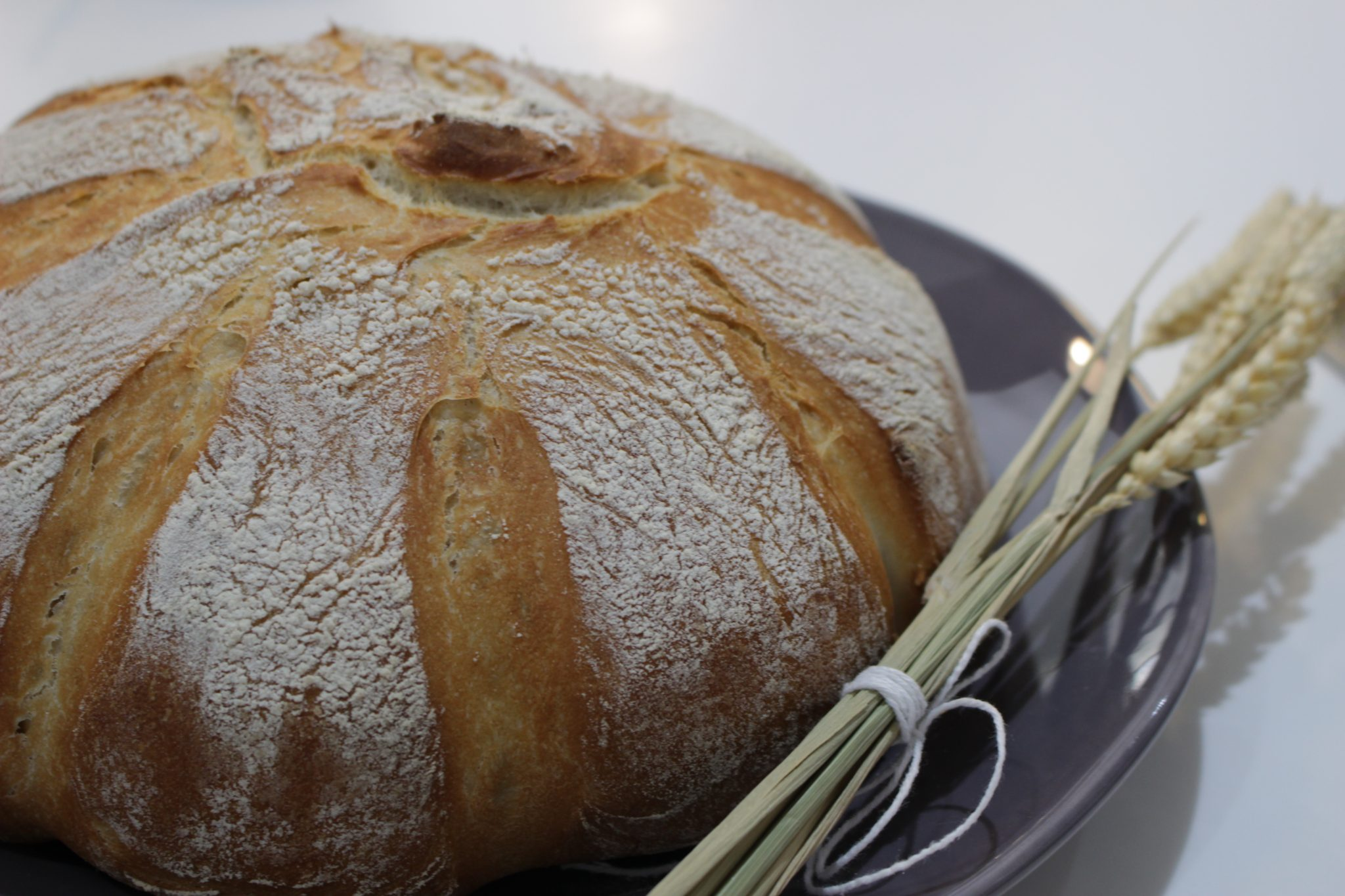 Taller de pan Escuela de cocina TELVA