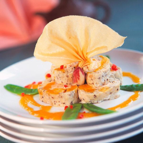 Pastel de pescado Escuela de Cocina TELVA