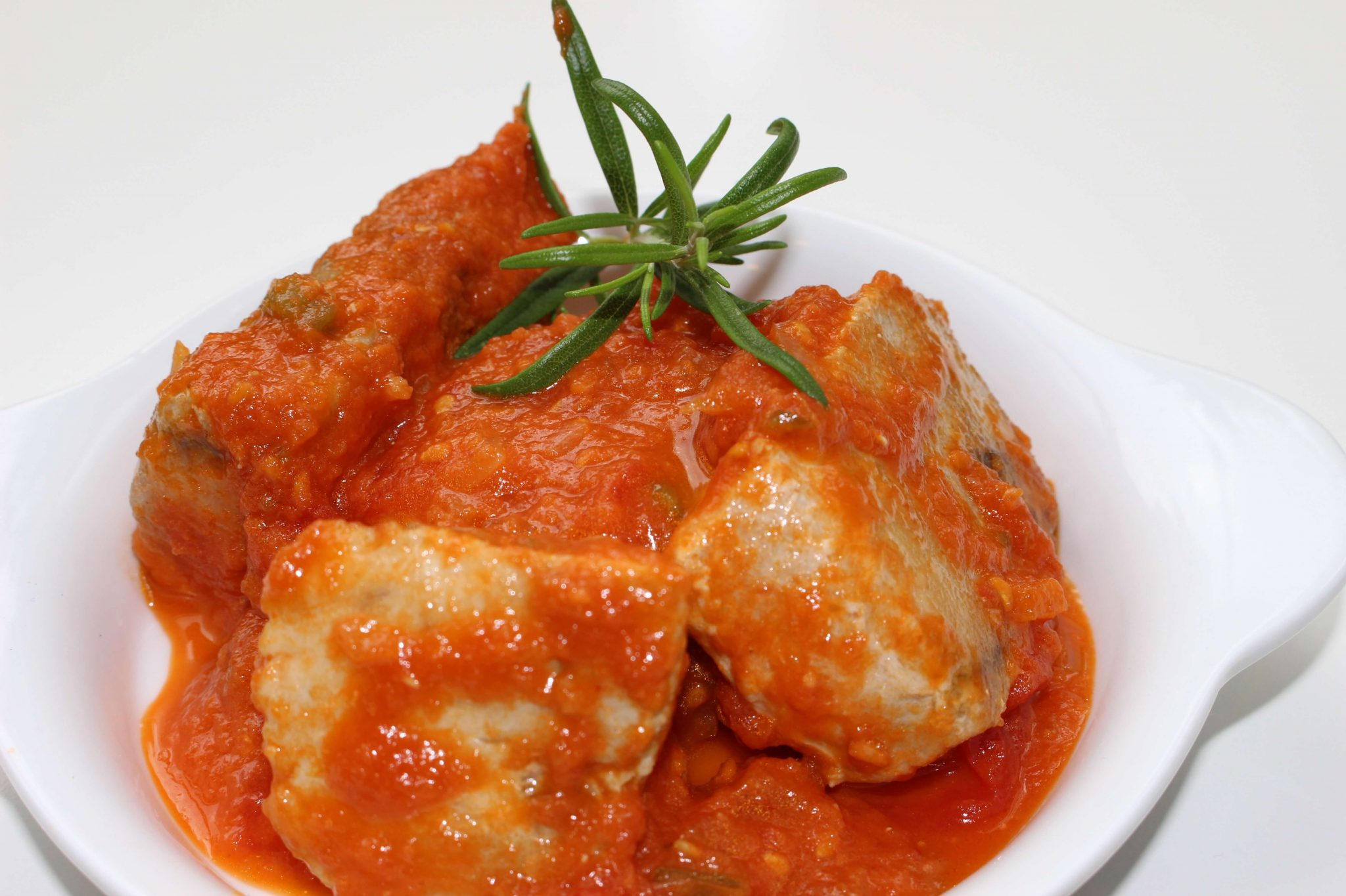 Bonito con tomate Escuela de Cocina TELVA