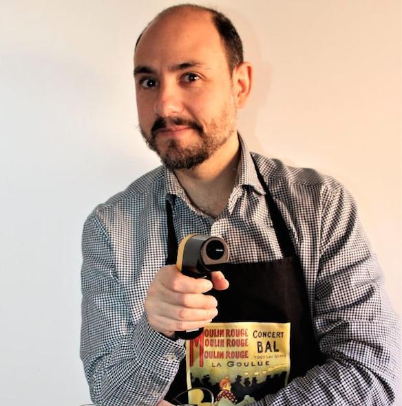 Cocina al vacío con Enrique Bengoechea - Cursos cocina - Escuela de cocina TELVA