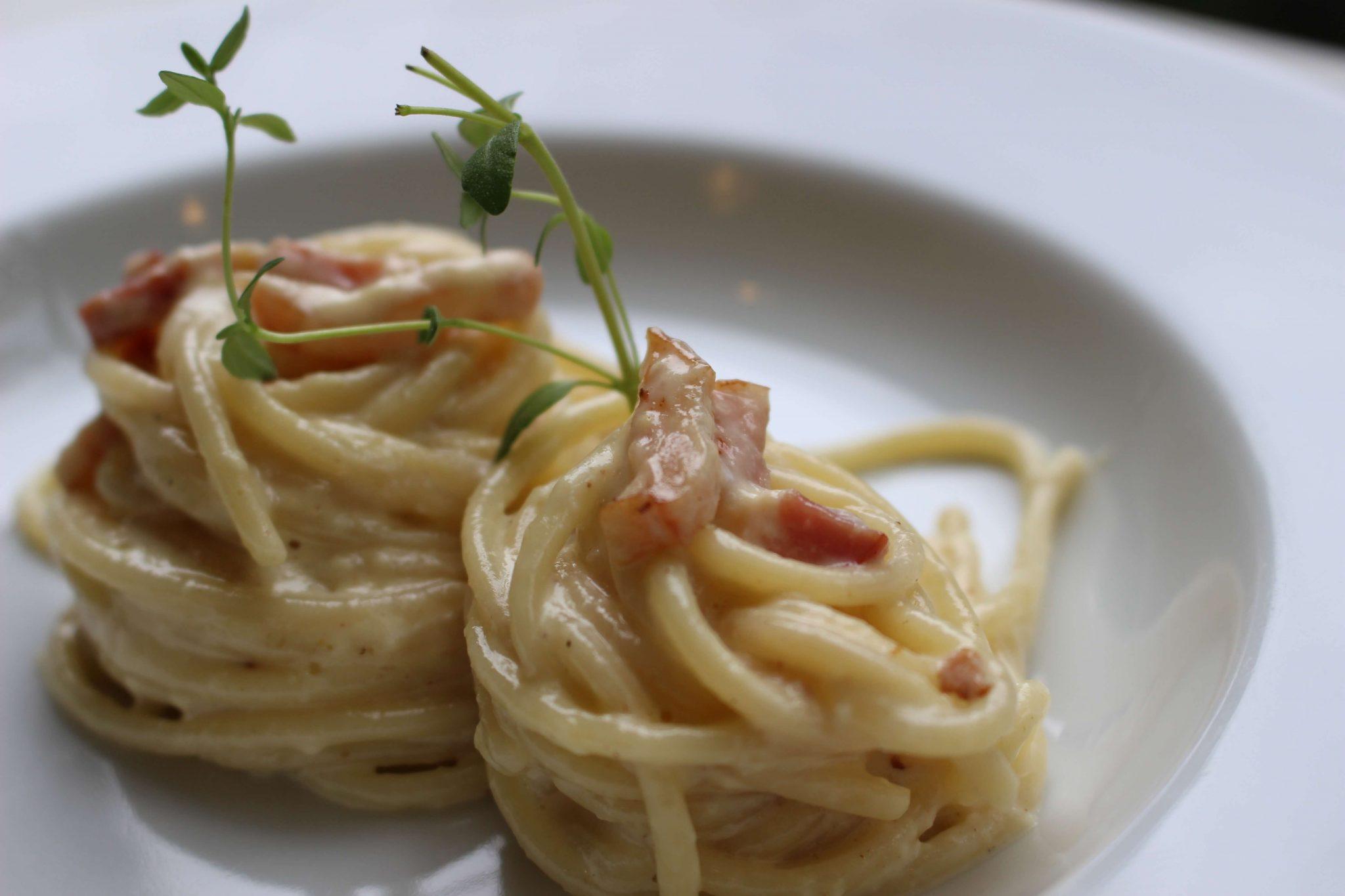 pasta de Spaghetti Escuela de Cocina TELVA