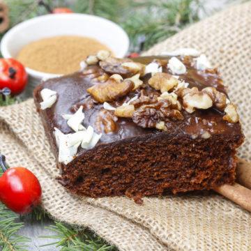 Brownie Escuela de Cocina TELVA