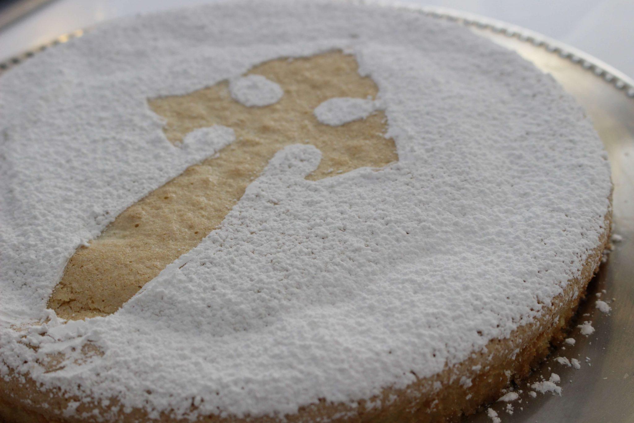 tarta de Santiago escuela de cocina telva