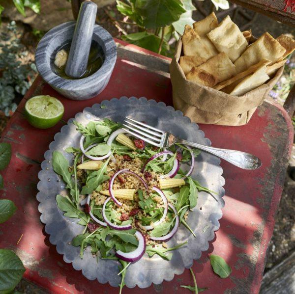 Cocina rápida sin complicaciones Escuela de cocina telva