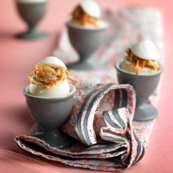 Huevos escuela de cocina telva