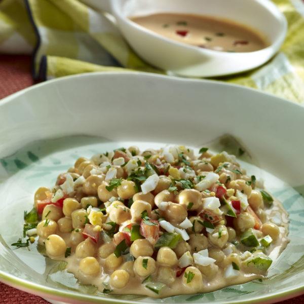 legumbres con salsa escuela de cocina telva
