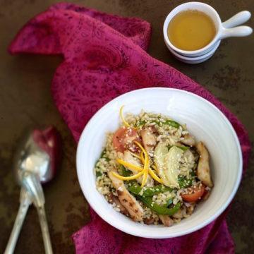 Buddha bowls Escuela de Cocina TELVA