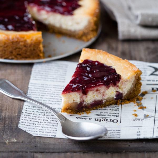New York Cheesecake Escuela de cocina telva