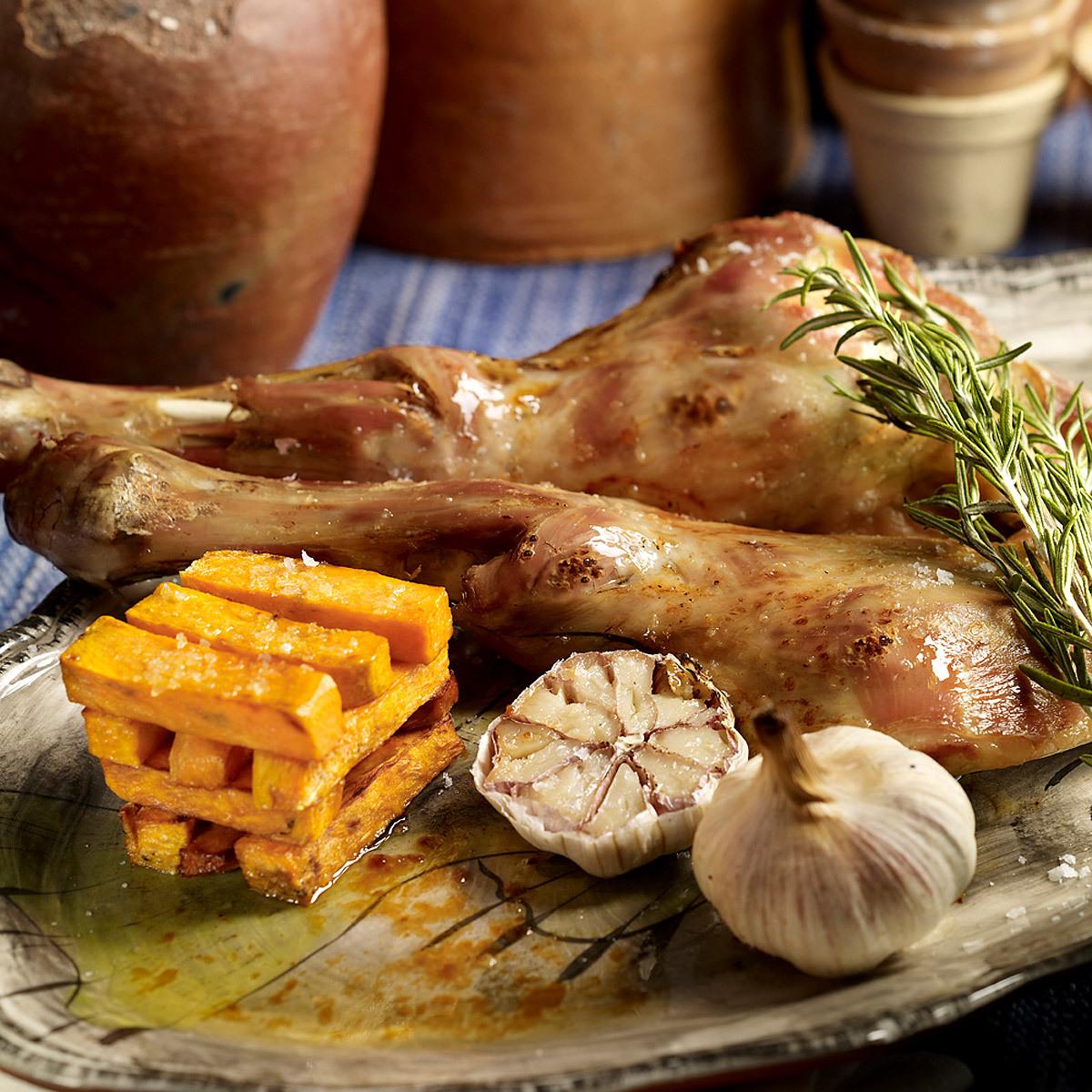 Paletilla de cordero Escuela de cocina TELVA