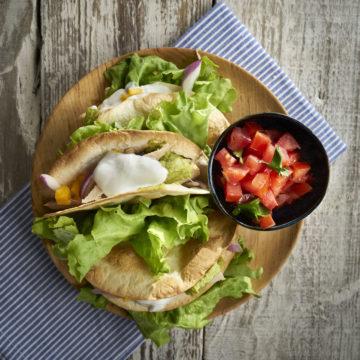 Tacos de pollo asado escuela de cocina telva