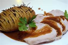 Lomo de cerdo con patatas- ECTELVA